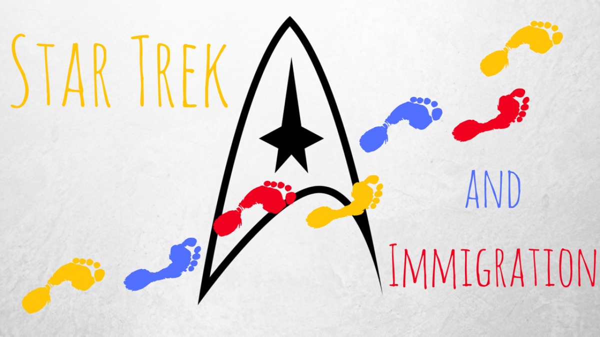 star trek and immigration